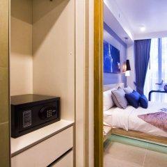 Отель Oceanstone 605 сейф в номере