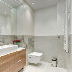 Отель Dom & House Apartament Lawnicza Гданьск ванная