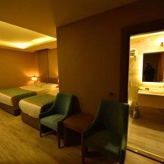 Grand Bulut Hotel & Spa Мерсин комната для гостей фото 4