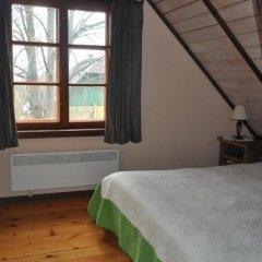 Гостиница Boykivska Khata комната для гостей