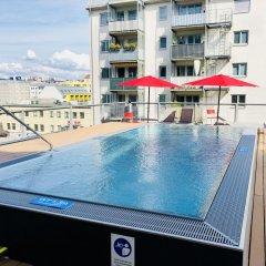 Отель Aparthotel Bianca Австрия, Вена - отзывы, цены и фото номеров - забронировать отель Aparthotel Bianca онлайн бассейн