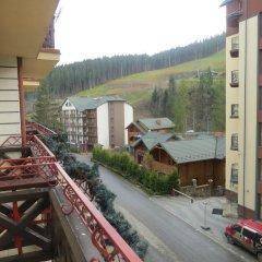 Гостиница 100 metriv vid vytyagu балкон