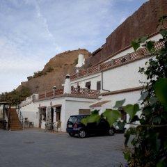 Отель Cuevas Blancas парковка