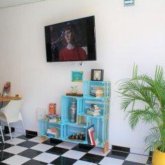 Отель Namastay Hostel Мексика, Плая-дель-Кармен - отзывы, цены и фото номеров - забронировать отель Namastay Hostel онлайн интерьер отеля фото 3