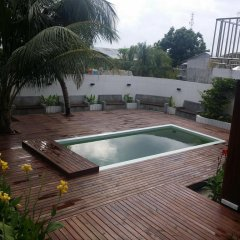 Asuruma View Hotel Ханимаду бассейн