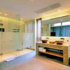 Отель Crest Resort & Pool Villas ванная