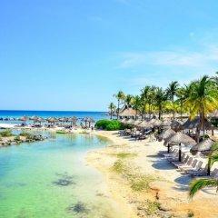 Отель Aventuras Club Lagoon пляж