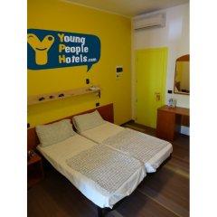 Отель Villa Jasmine Римини комната для гостей