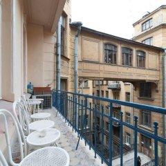 Dom Baka hostel балкон