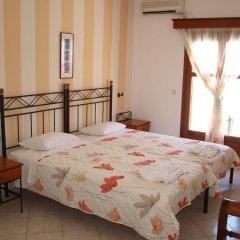 Отель Villa Voula Греция, Остров Санторини - отзывы, цены и фото номеров - забронировать отель Villa Voula онлайн комната для гостей