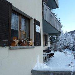 Отель Chesa Grischa Швейцария, Санкт-Мориц - отзывы, цены и фото номеров - забронировать отель Chesa Grischa онлайн балкон