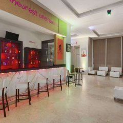 Отель Ramada Encore Tangier Марокко, Танжер - 1 отзыв об отеле, цены и фото номеров - забронировать отель Ramada Encore Tangier онлайн интерьер отеля
