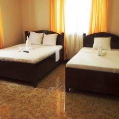 Отель Cambriza Suites комната для гостей