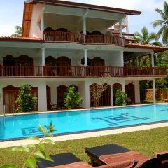 Отель Panchi Villa бассейн фото 3