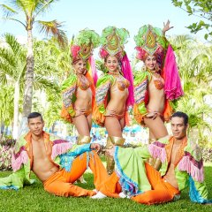 Отель Occidental Costa Cancún All Inclusive Мексика, Канкун - 12 отзывов об отеле, цены и фото номеров - забронировать отель Occidental Costa Cancún All Inclusive онлайн детские мероприятия фото 2