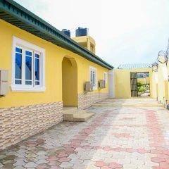 K-Yellow Hotel & Resort парковка