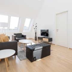 Апартаменты Mar Suite Apartments - Center комната для гостей фото 4