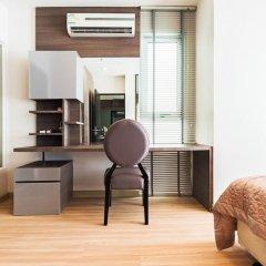 Отель Sky Walk Condominium By Favstay Таиланд, Бангкок - отзывы, цены и фото номеров - забронировать отель Sky Walk Condominium By Favstay онлайн комната для гостей