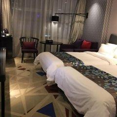 Отель Zmax Chengdu Chunxi Road комната для гостей фото 2