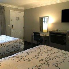 Отель Americas Best Value Inn - Milpitas удобства в номере фото 2