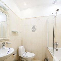 Корона отель-апартаменты ванная