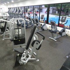 Gran Hotel Nacional фитнесс-зал