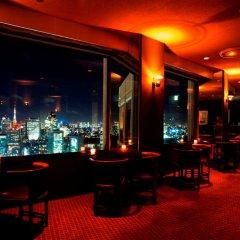 Отель New Otani Tokyo Токио гостиничный бар