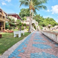 Отель Crystal Bay Beach Resort