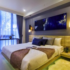 Отель Oceanstone 604 комната для гостей