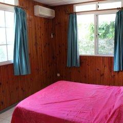 Отель Fare Edith Французская Полинезия, Муреа - отзывы, цены и фото номеров - забронировать отель Fare Edith онлайн комната для гостей фото 4