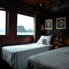 Отель Dragon Pearl Junk Halong комната для гостей фото 3