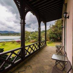 Отель Casa Dos Barcos Furnas балкон