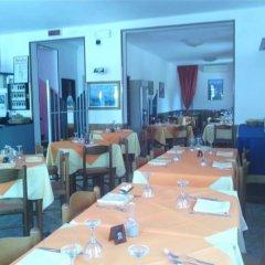 Отель Gamma Италия, Римини - отзывы, цены и фото номеров - забронировать отель Gamma онлайн питание фото 2