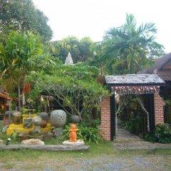 Отель Lantawadee Resort And Spa Ланта приотельная территория