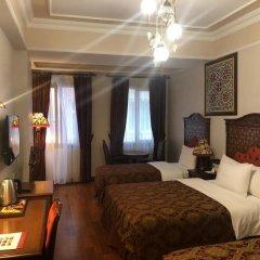 Отель SULTANHAN Стамбул комната для гостей фото 3