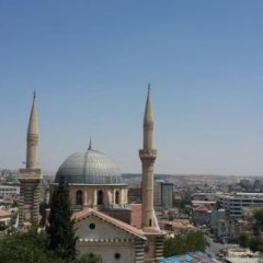 Отель Arifbey Konagi балкон