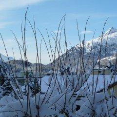 Отель Chesa Grischa Швейцария, Санкт-Мориц - отзывы, цены и фото номеров - забронировать отель Chesa Grischa онлайн приотельная территория