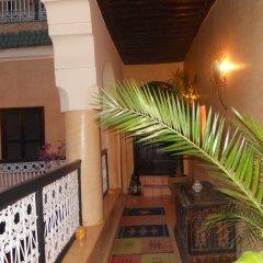 Отель Riad Du Petit Prince балкон
