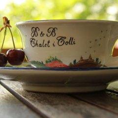 Отель B&B Chalet I Colli Италия, Болонья - отзывы, цены и фото номеров - забронировать отель B&B Chalet I Colli онлайн фитнесс-зал