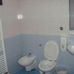 Отель CANASTA Римини ванная