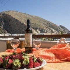 Отель Villa Voula Греция, Остров Санторини - отзывы, цены и фото номеров - забронировать отель Villa Voula онлайн питание фото 2