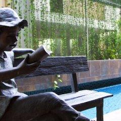 Отель Nida Rooms Thonglor 25 Alley Jasmine Бангкок спа