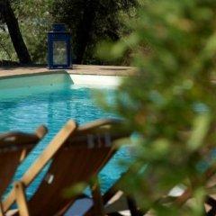 Отель Villa Le Tre V Магионе бассейн фото 2