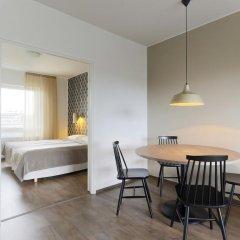 Отель Sato Hotelhome Kamppi Хельсинки комната для гостей фото 2