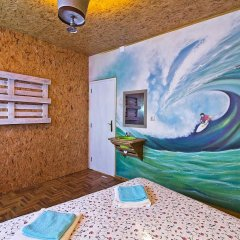 Tribo da Praia - Eco Hostel комната для гостей фото 6