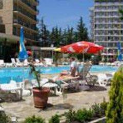 Отель Arda Болгария, Солнечный берег - отзывы, цены и фото номеров - забронировать отель Arda онлайн бассейн фото 5