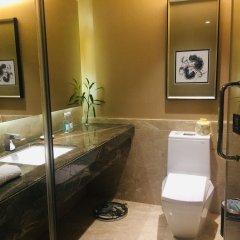 Отель LVGEM Hotel Китай, Шэньчжэнь - отзывы, цены и фото номеров - забронировать отель LVGEM Hotel онлайн ванная