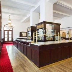 Отель Clarion Grand Zlaty Lev Либерец гостиничный бар