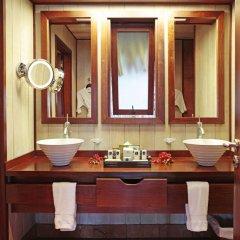 Отель Sofitel Bora Bora Marara Beach Resort Французская Полинезия, Бора-Бора - отзывы, цены и фото номеров - забронировать отель Sofitel Bora Bora Marara Beach Resort онлайн ванная