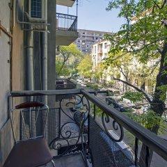 Отель Yerevan Boutique балкон
